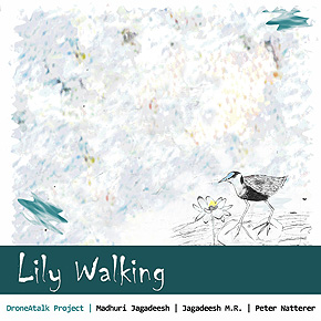 Lily Walking - CD Cover